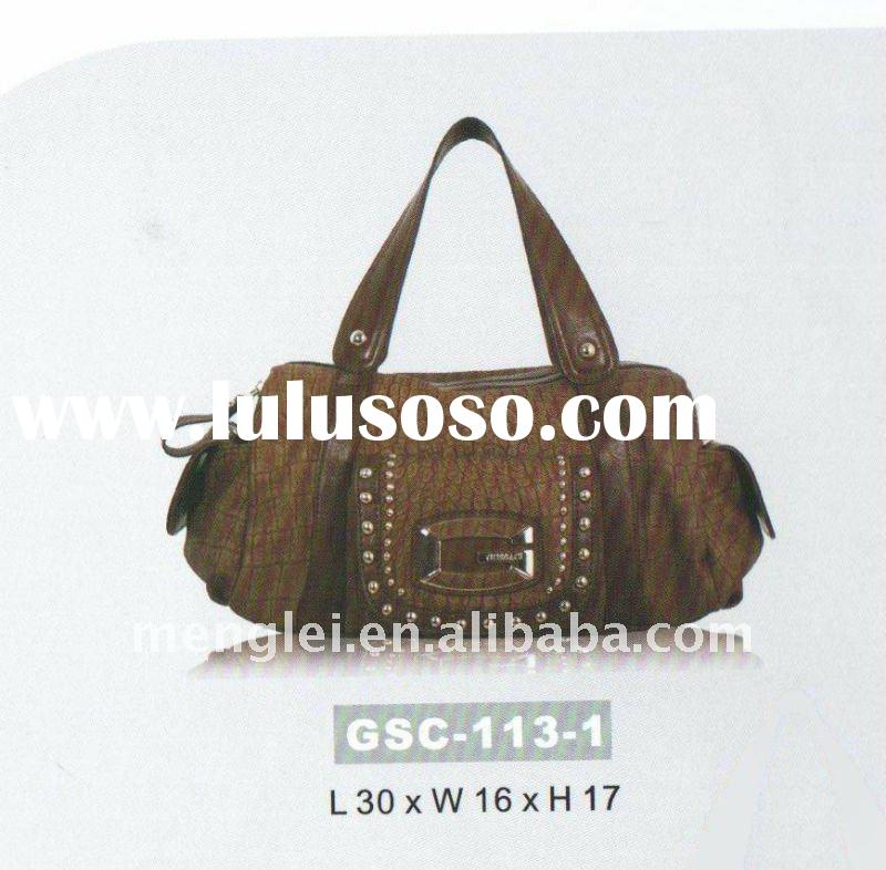 Fashion ladies handbag cheap designer handbags
