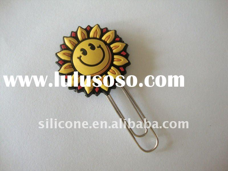 Fashion shape 3D bookmark