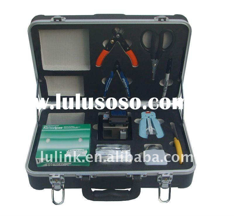 Field-Installable Fiber Optic Connector Tool Kit SC/PC Quick Assemly Connector