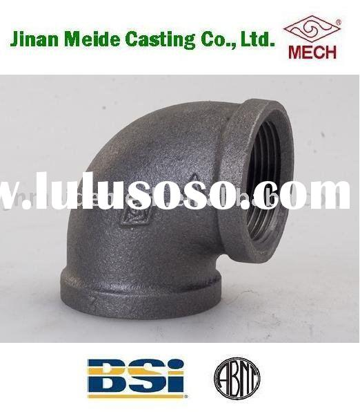 G.I. PIPE FITTINGS, ELBOW