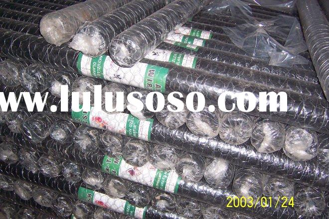 Galvanized Hexagonal Wire Mesh / Poultry Netting
