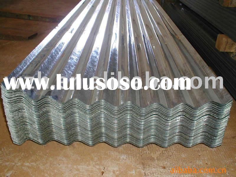 Galvanized Roof Panels For Steel Structure