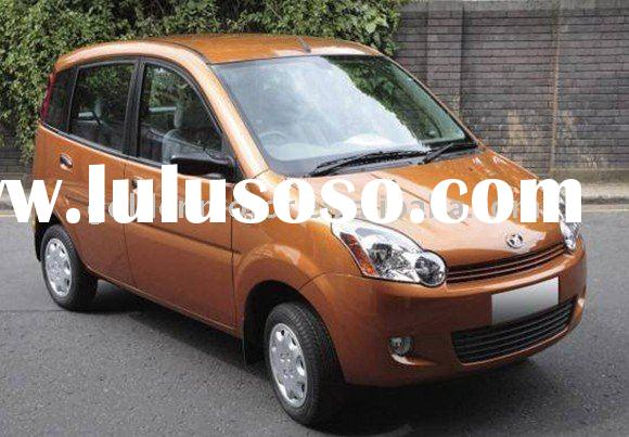 HDC037E 96V 10kw AC motor new smart Electric van car for 5 seats