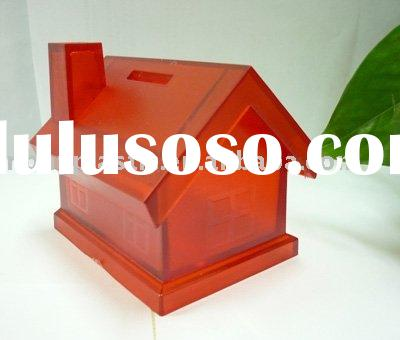 HY0802 Plastic Promotional gifts money boxes