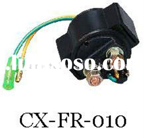 High quality motorcycle spare parts motorcycle flasher relay