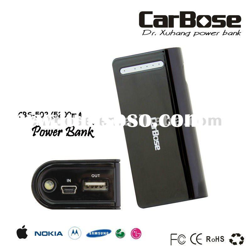 Hot Selling portable mobile power bank 18650 for iphone, mobile phone, Nokia, Samsung, LG, HTC, Moto