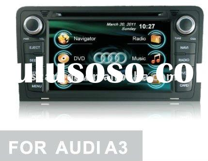 In-dash Auto DVD Player Navigation Multimedia System for Audi A3
