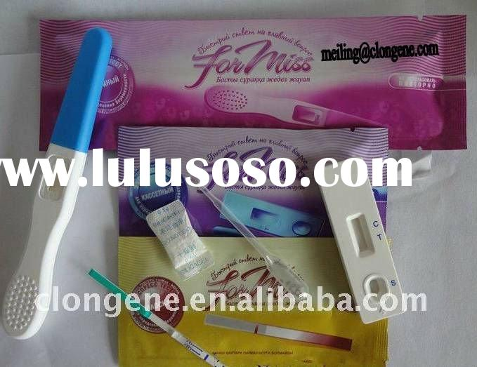 HCG pregnancy test kits