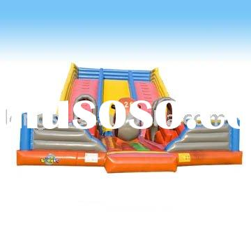 Inflatable toy,Inflatable slide,Drag racing slide