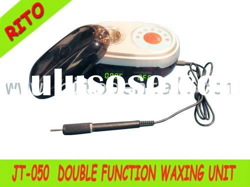 JT-050 2 in 1 Combine Waxing Unit-Double Function Waxing Unit Dental Laboratory Tools
