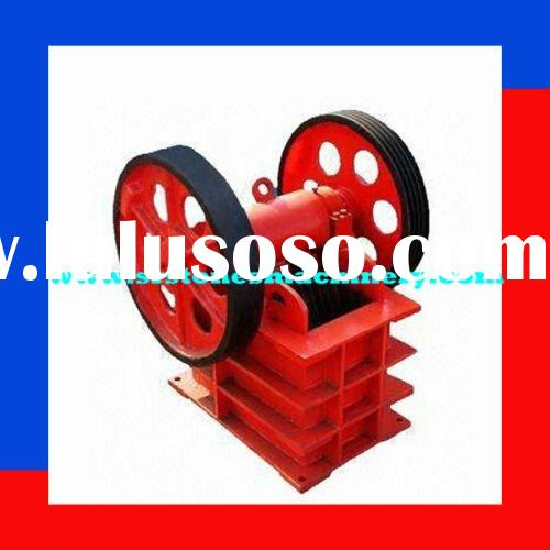 Jaw Crusher Used in Sand Making Line with High-crushing Ratio Used in Mining Building Materials