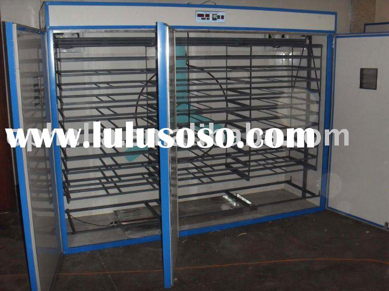 Large Size Automatic incubator for hatching chicken eggs, quail capacity egg incubator