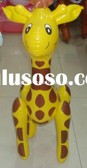 Lovely Inflatable toys for kids/animal toys