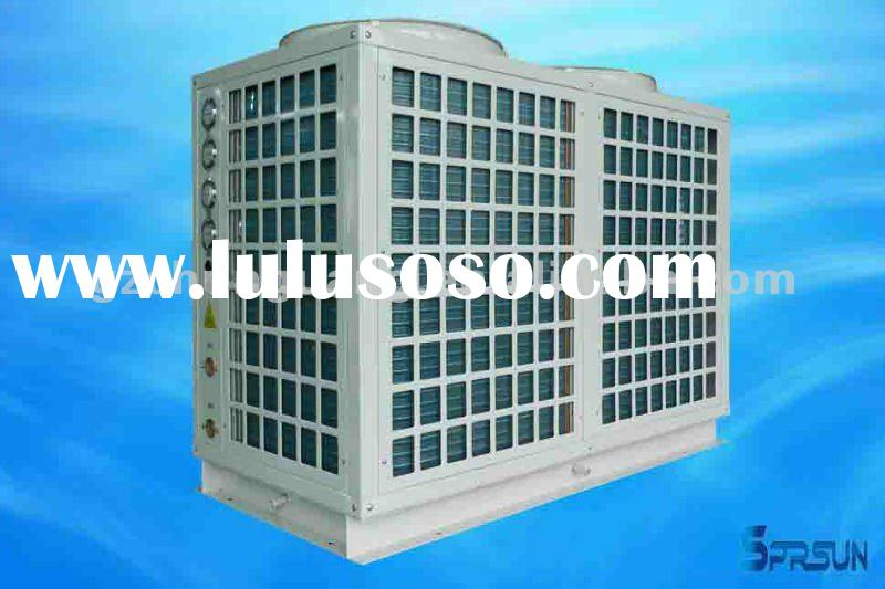 Low Ambient EVI Air Source Heat Pump Water Heater