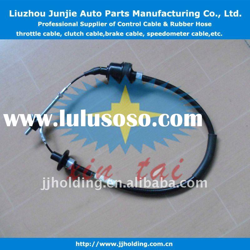 Low Price High Quality Auto Push Pull Control Cable for car, bus, truck, tractors and bicycles