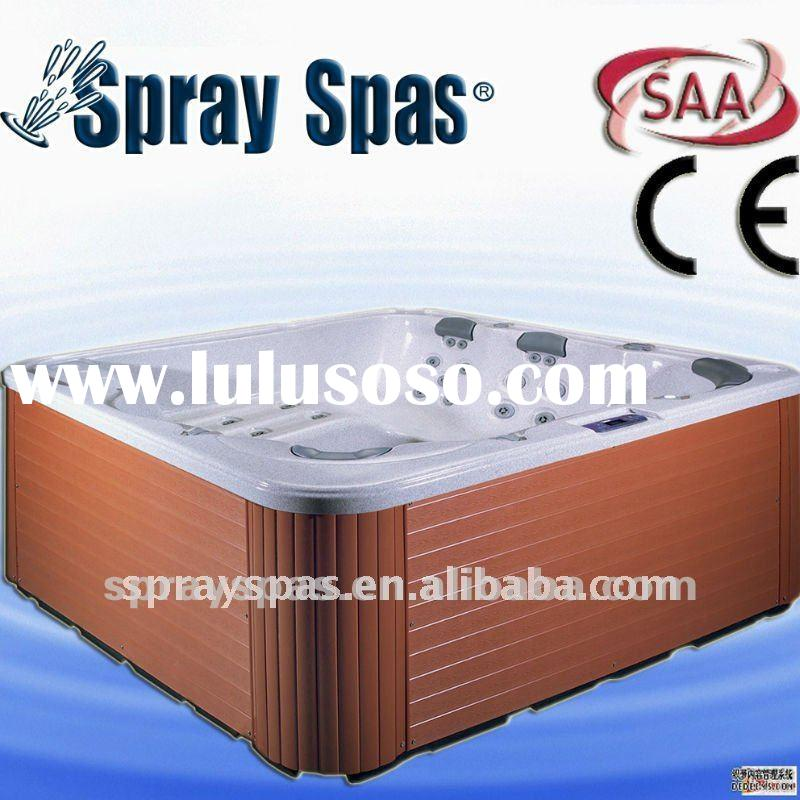 Hot tub price hot tub price manufacturers in for Top bathtub brands