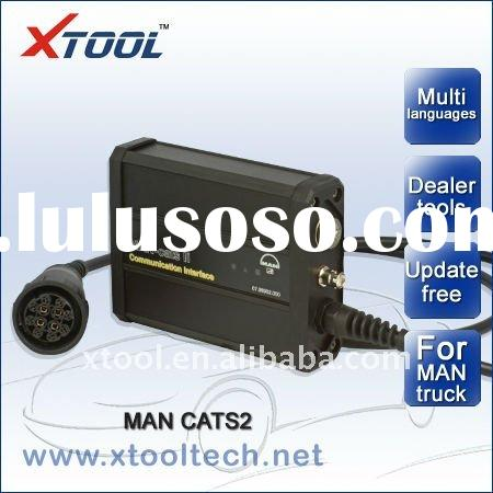 Man Truck Diagnostic Tool ,Man Cats2 with latest software