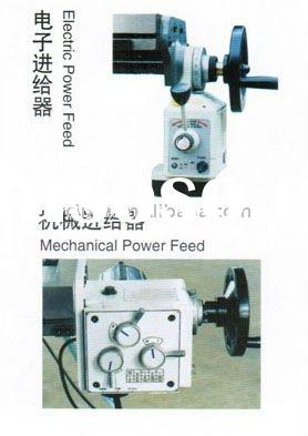 Mill drill machine attachment - power feed attachment