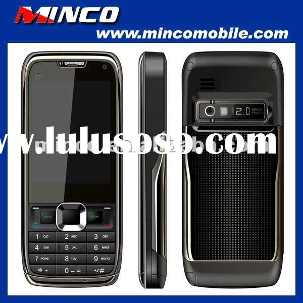 Mini E71 Mobile Phone TV Dual SIM Polish / Russian Hot Sell