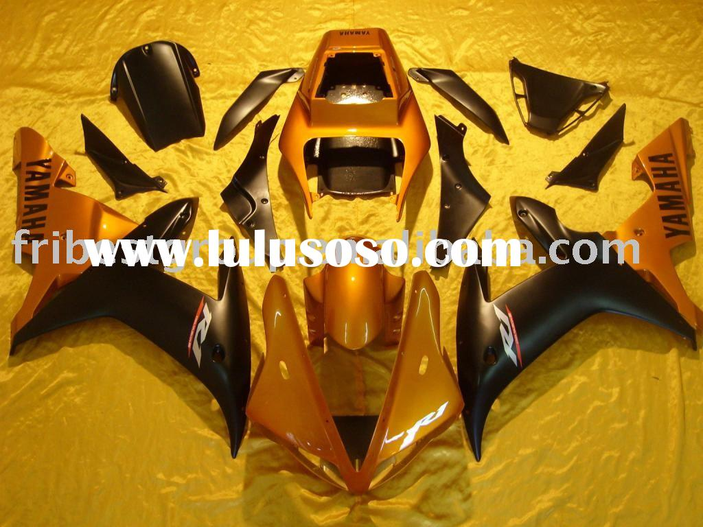 Motorcycle fairing kit for YZF R1 02 03 2002 2003