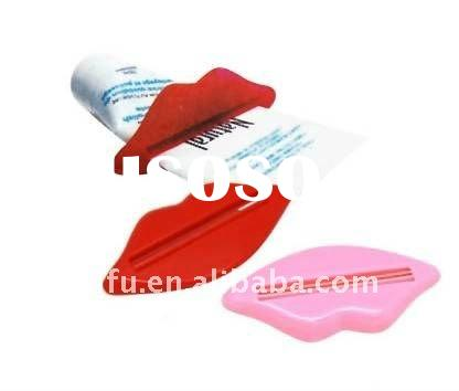 Multi-purpose Toothpaste Tube Lips Squeezer,Plastic Toothpaste Squeezer Dispenser