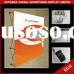 NEW! (E09A03) Pop Up Advertising Banner Display Stand