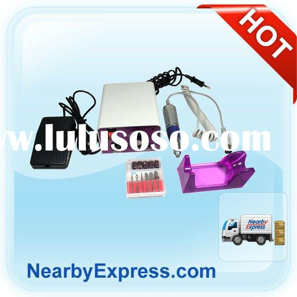 Nail salon 30000 RPM EU Version Manicure electric Nail art Drill