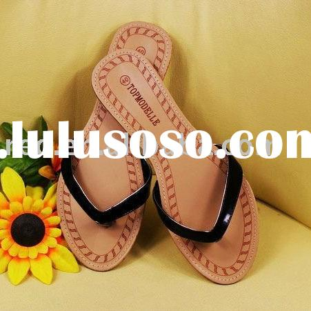 New fashion ladies shoes slippers
