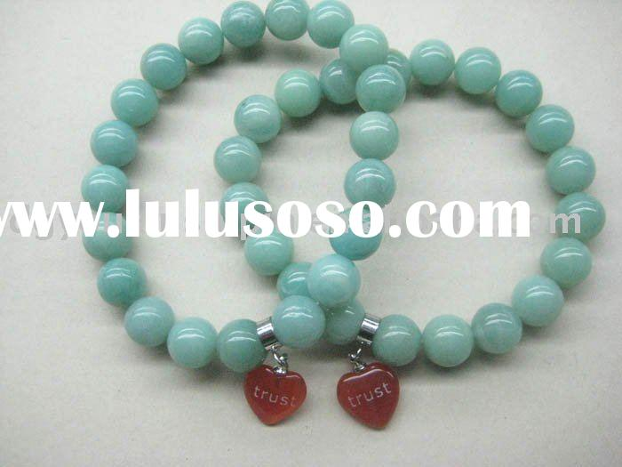 Newest Natural of Fashion gemstone loose beads Semi-precious with red agate stone heart shape pendan