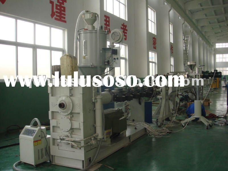 PP Water Supply/Gas Distribution Pipe Extrusion Machinery