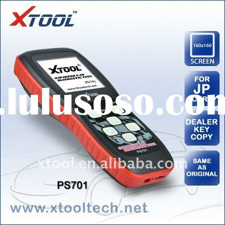 PS701professional vehicle diagnostic tool for japanese cars with new version ---free online update