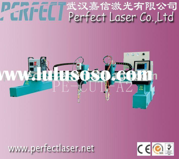 Perfect Laser-Double driver CNC Flame Cutting Machine for carbon steel/mild steel
