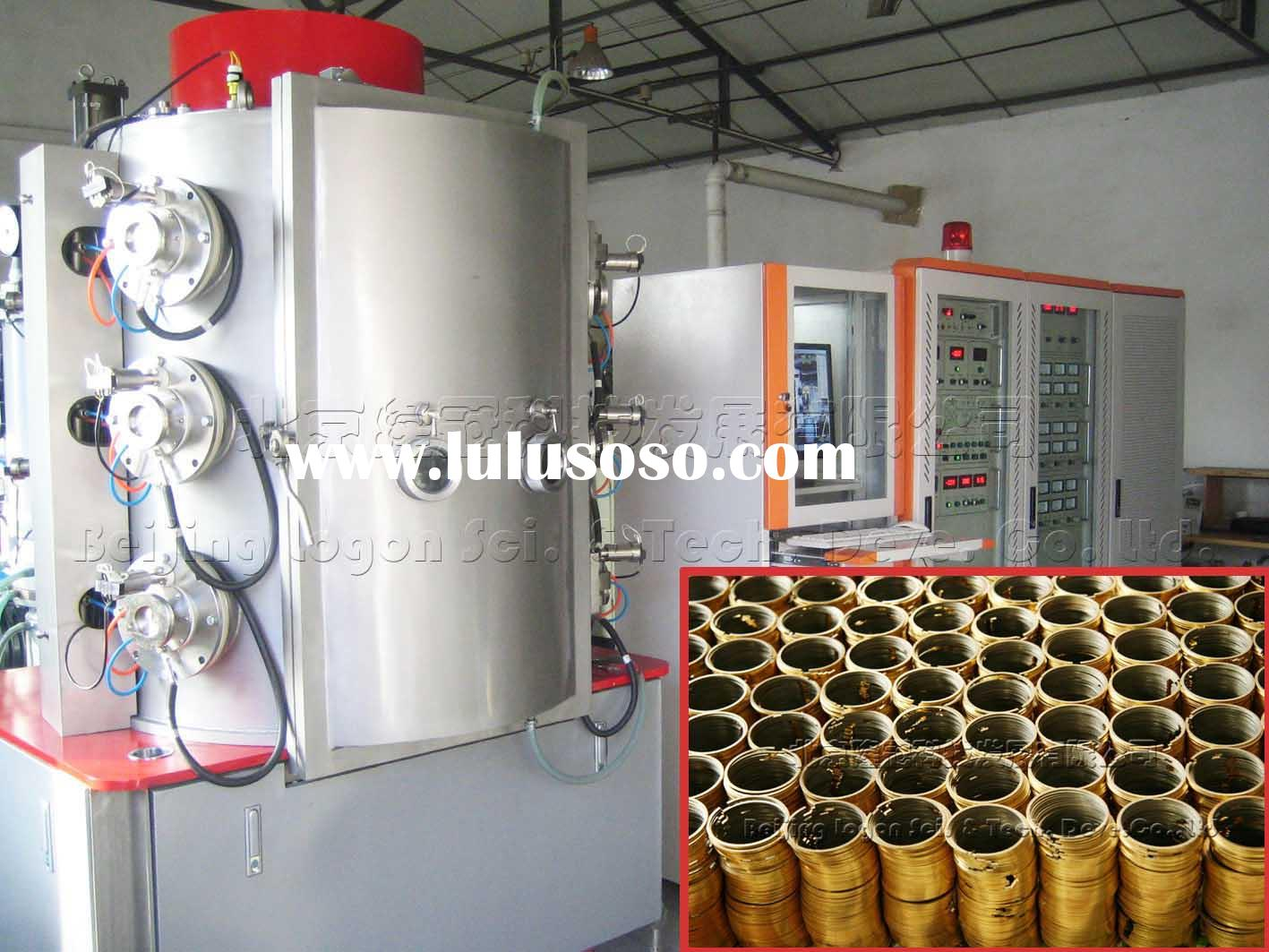 Piston ring PVD vacuum coating machinery pvd coating machine pvd coating equipment