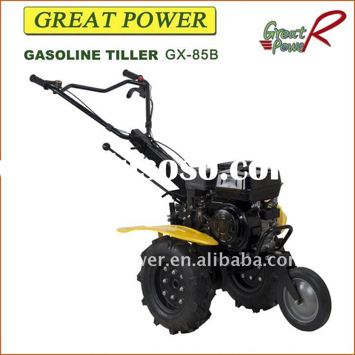 Power Tiller GX-85B Farming Machine Rotary Hoe Rotary Cultivator