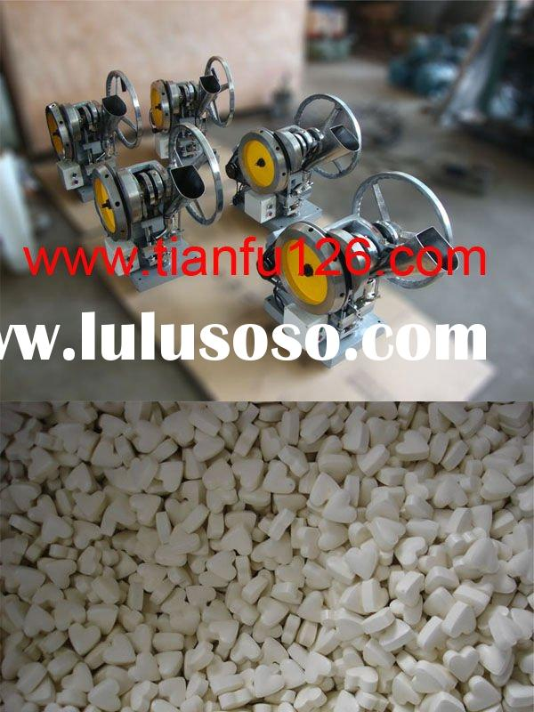 Real Manufacturer! TDP-4 single punch tablet press (pill press machine)