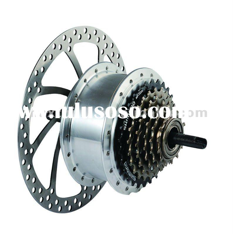Rear wheel spoked Brushless DC electirc bike motor