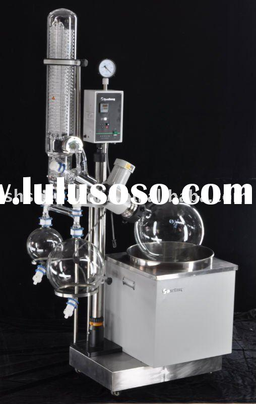 Rotary Evaporator 20L with Auto Lifting and Vertical Condenser