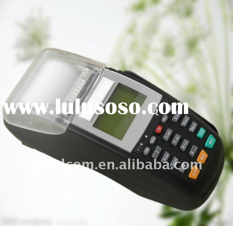 Software Is Developing Bus Ticket POS Printer