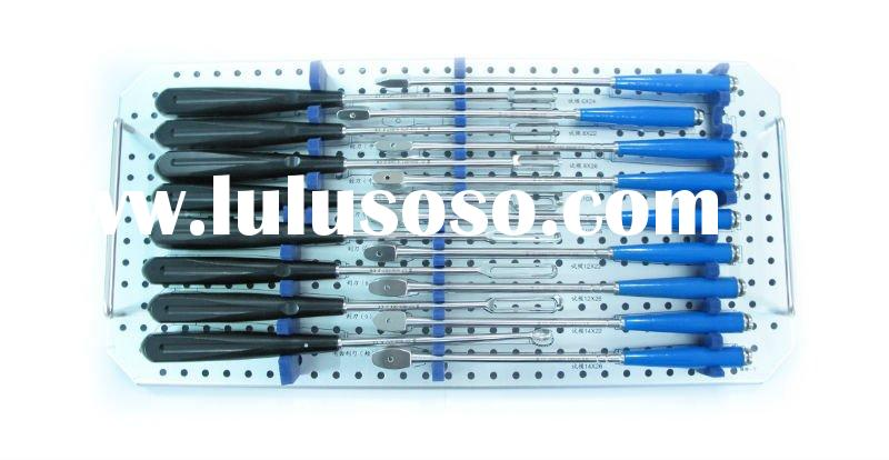 Spinal Instrument set, Surgical Instrument