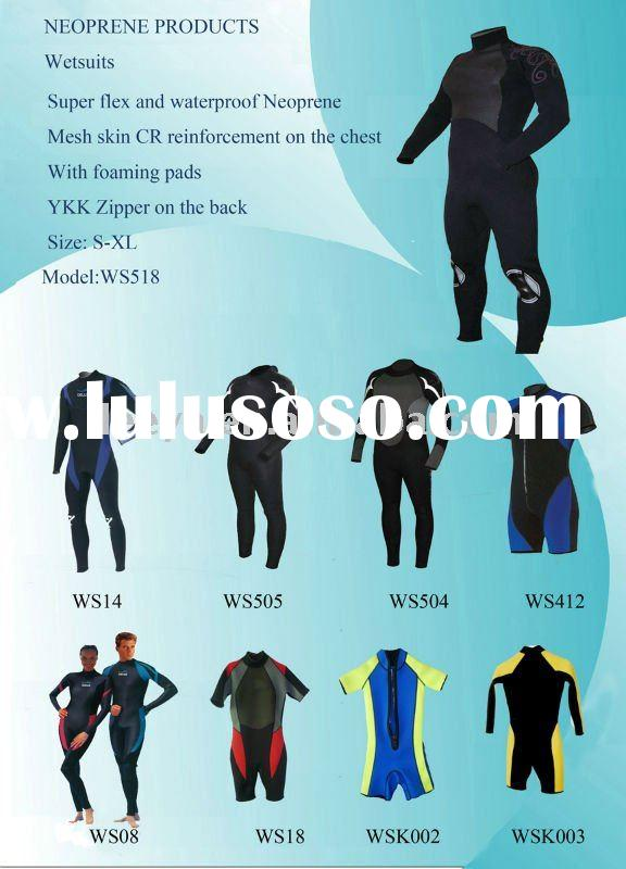 Superflex Diving Wetsuits WS518