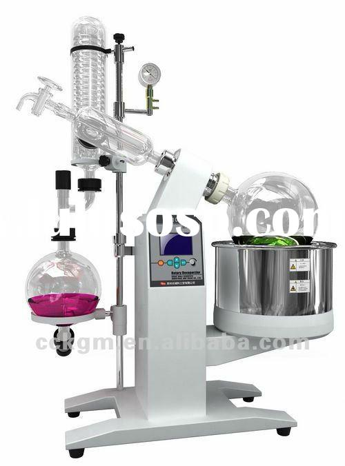 Teflon sealing R-1005 rotary evaporator with vertical condenser