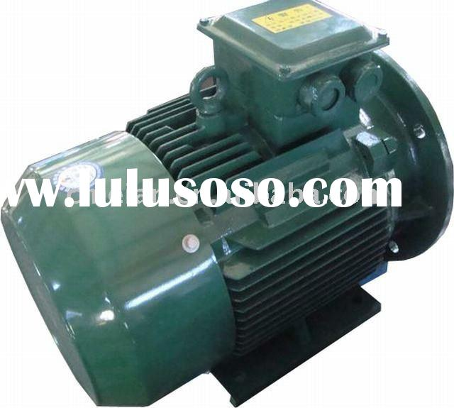 Three phase squirrel cage small electric motor/torque motor/electric motor specification