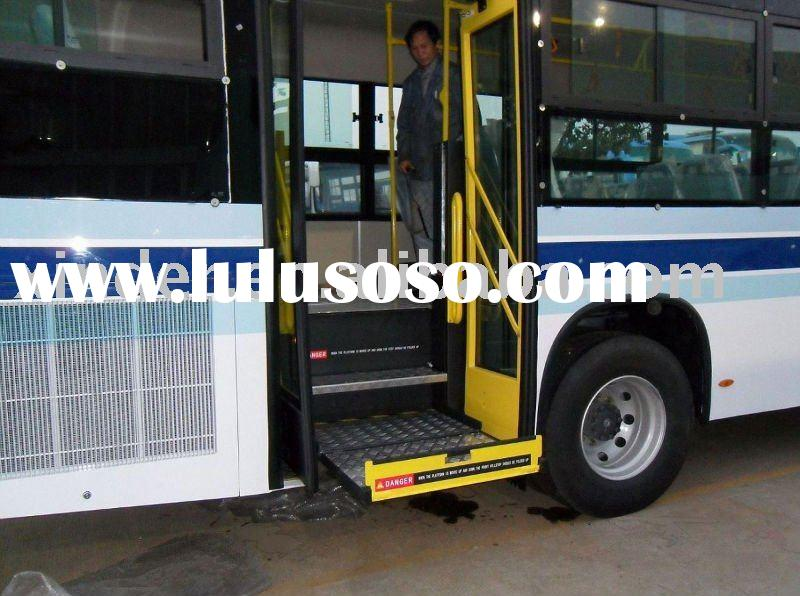 WL-STEP Series Wheelchair Lift for Bus and Coach