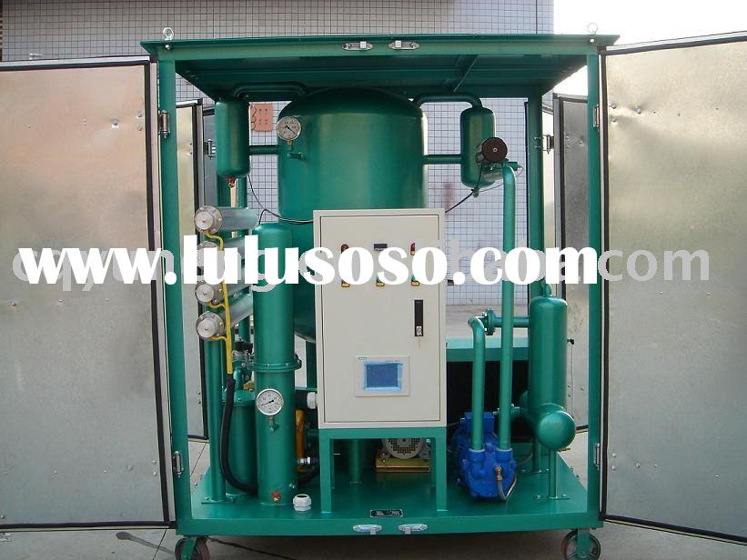 Waste Oil Disposal & Used Oil Recycling Equipment Coalescing Dehydration