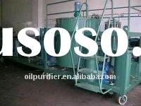 Waste car oil recycling machine / Black engine oil regeneration purifier/ oil recovery/ oil treatmen