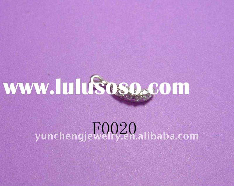 YCF0020 Sterling Silver Jewelry Finding Charms