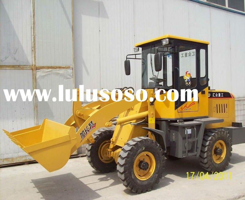 ZL10F wheel loader with low price,CE