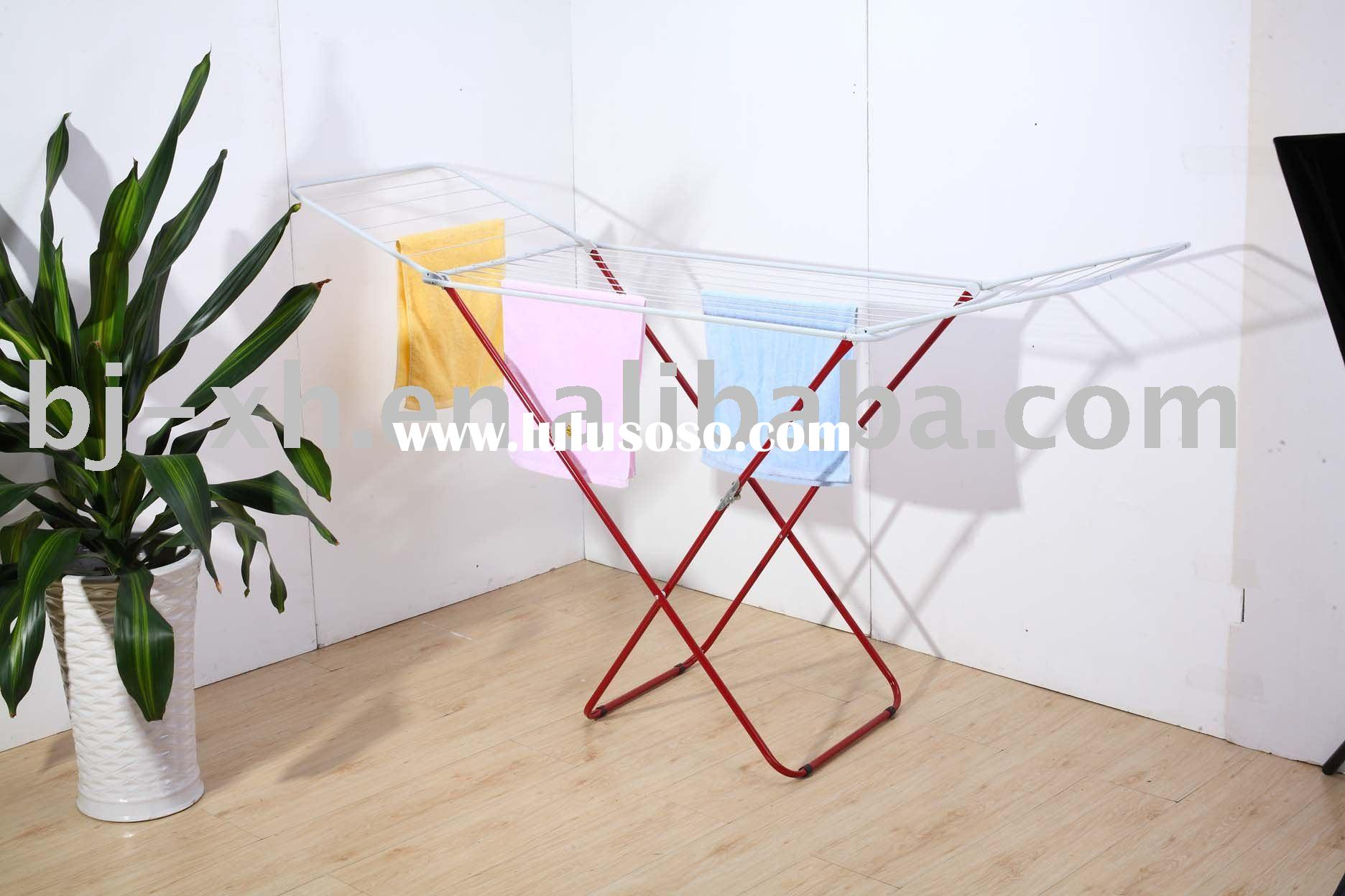 folding clothes hanger rack, folding clothes hanger rack ...