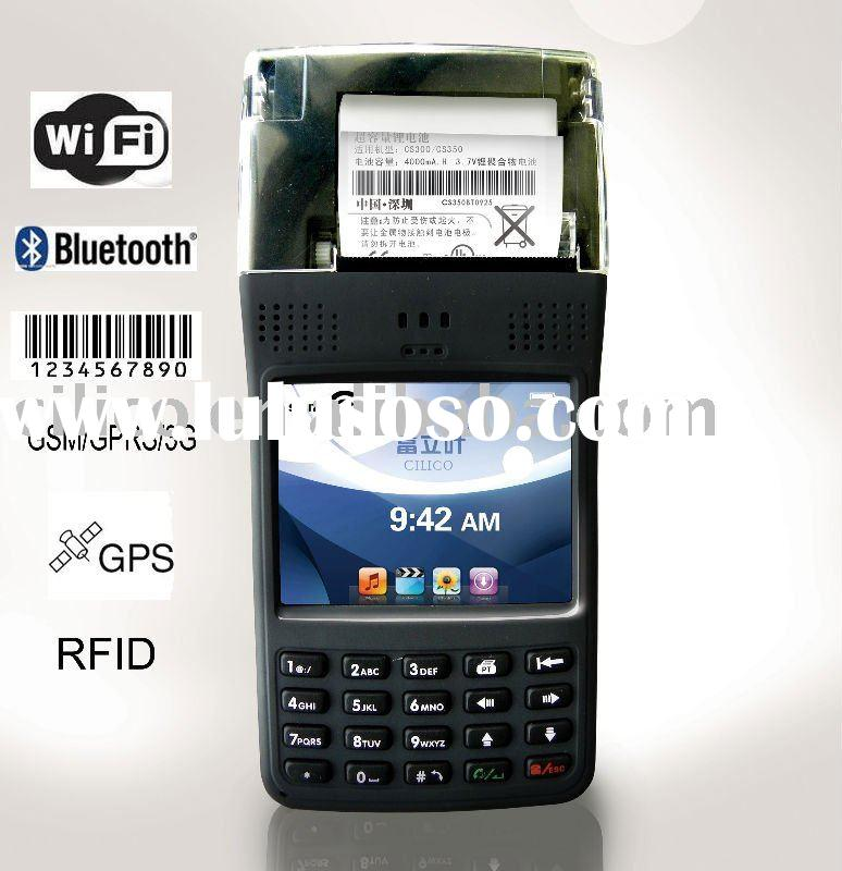 barcode scanner with printer wireless