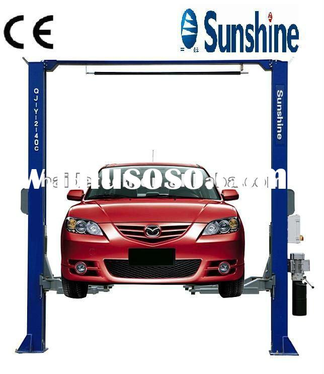 cheap 2 post car lift with CE certificate
